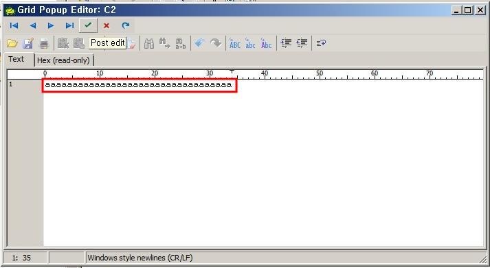Toad LOB 데이터를 파일로 추출하는 방법